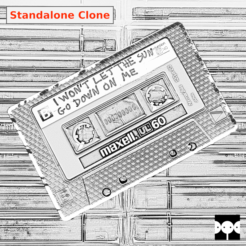 Standalone Clone - I won't let the sun go down on me